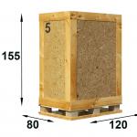 Skrzynia 1,5 m³